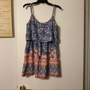 Abercrombie and Fitch Floral Dress Small